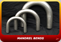 Mandrel Bends